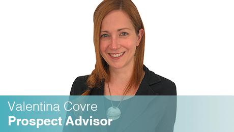 Valentina Covre - Prospector Advisor di Sinesy Innovision