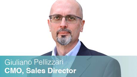 Giuliano Pellizzari - CMO and Sales Director di Sinesy Innovision