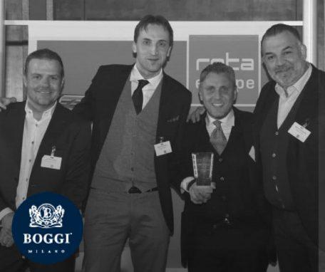 Boggi Milano è il miglior Technology Retail d'Europa all'EuroCIS 2018